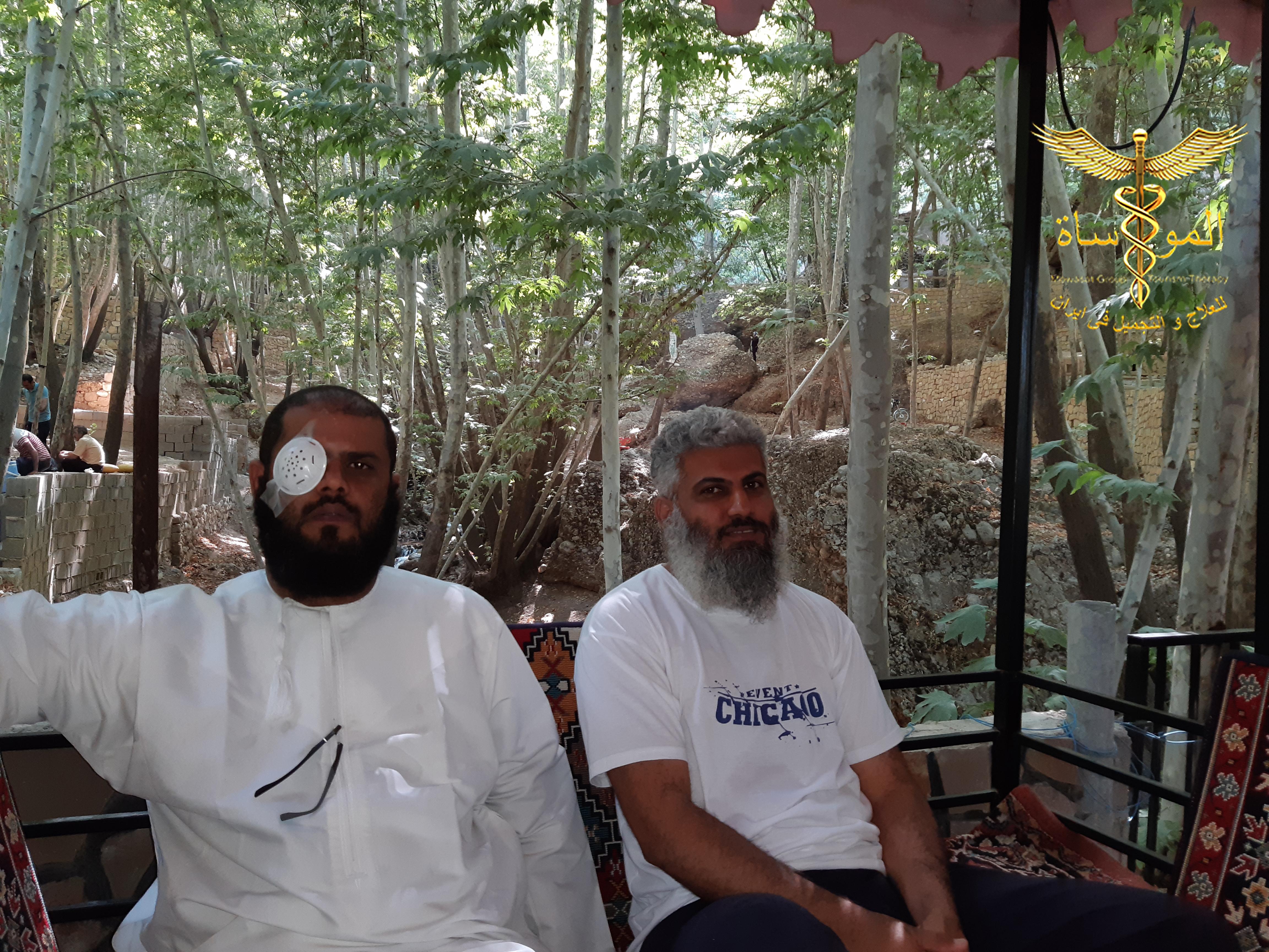 طب العيون في إيران   مستشفى خدادوست   السياحة في إيران شيراز