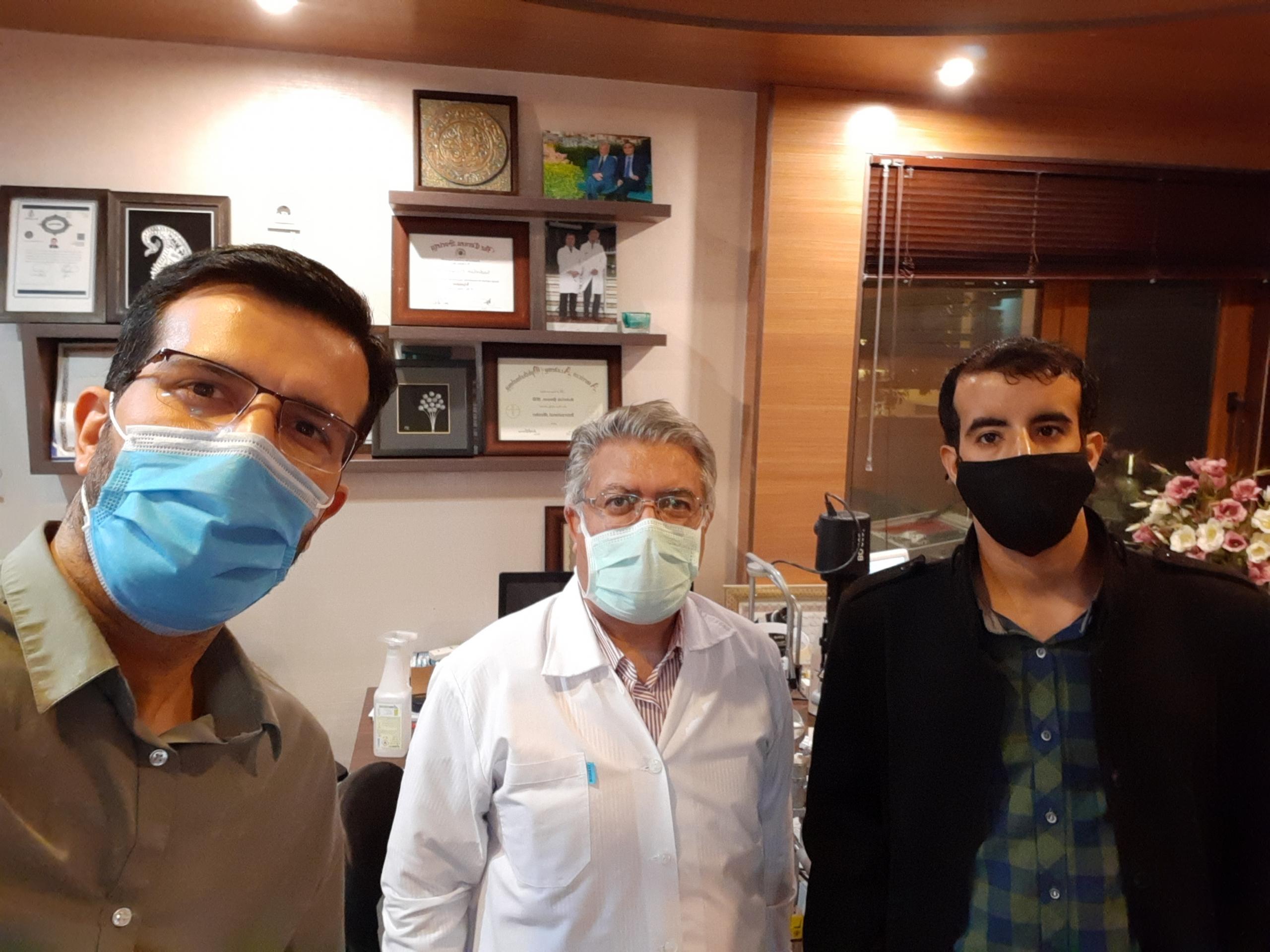 علاج في ايران