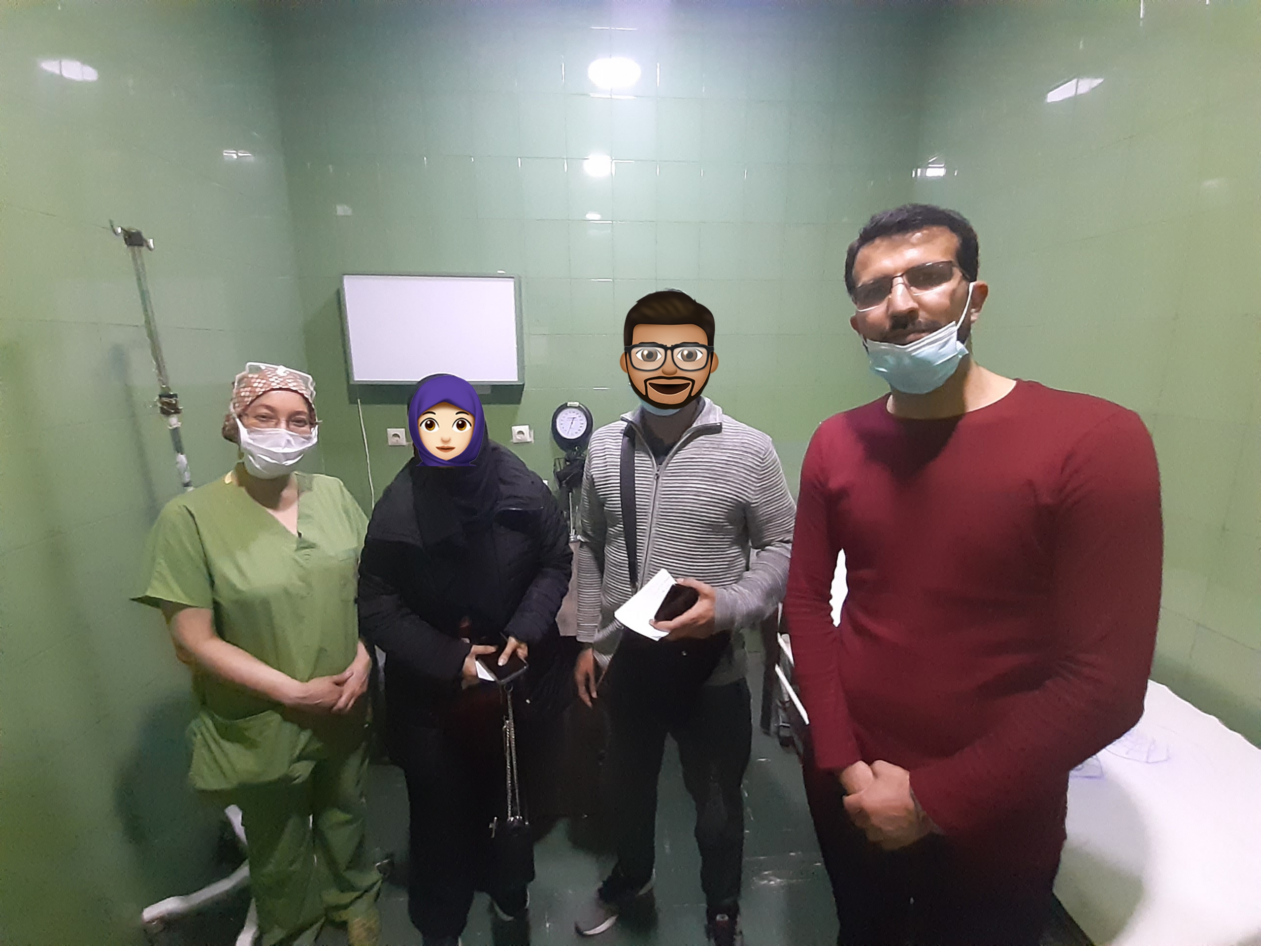 الدكتورة أورانوس داسمة   شركة المواساة للعلاج و التجميل في ايران